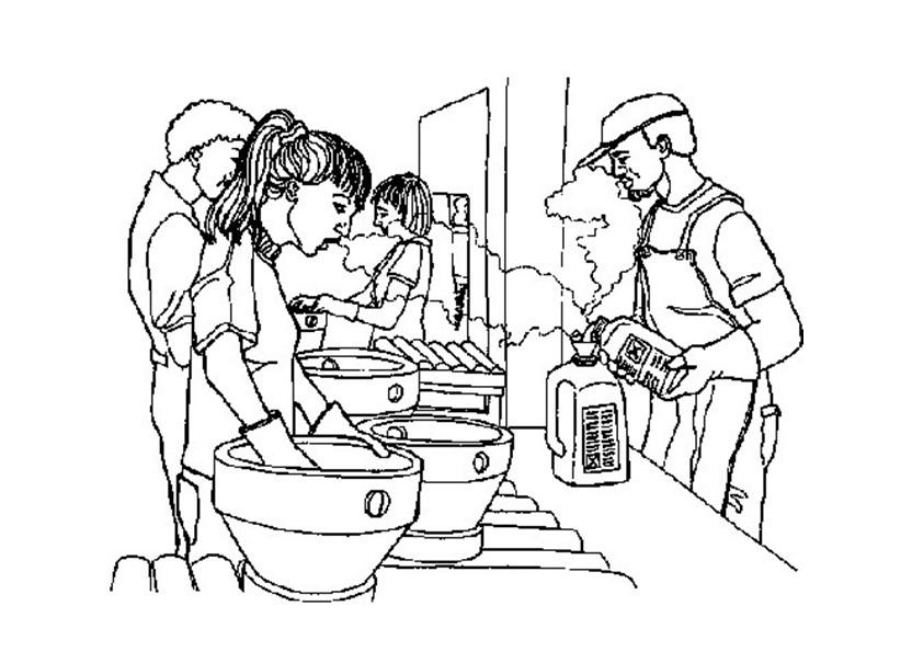 mezcla de productos, productos en el hogar, cloro, mal uso de cloro, covid 19, uso del cloro para coronavirus